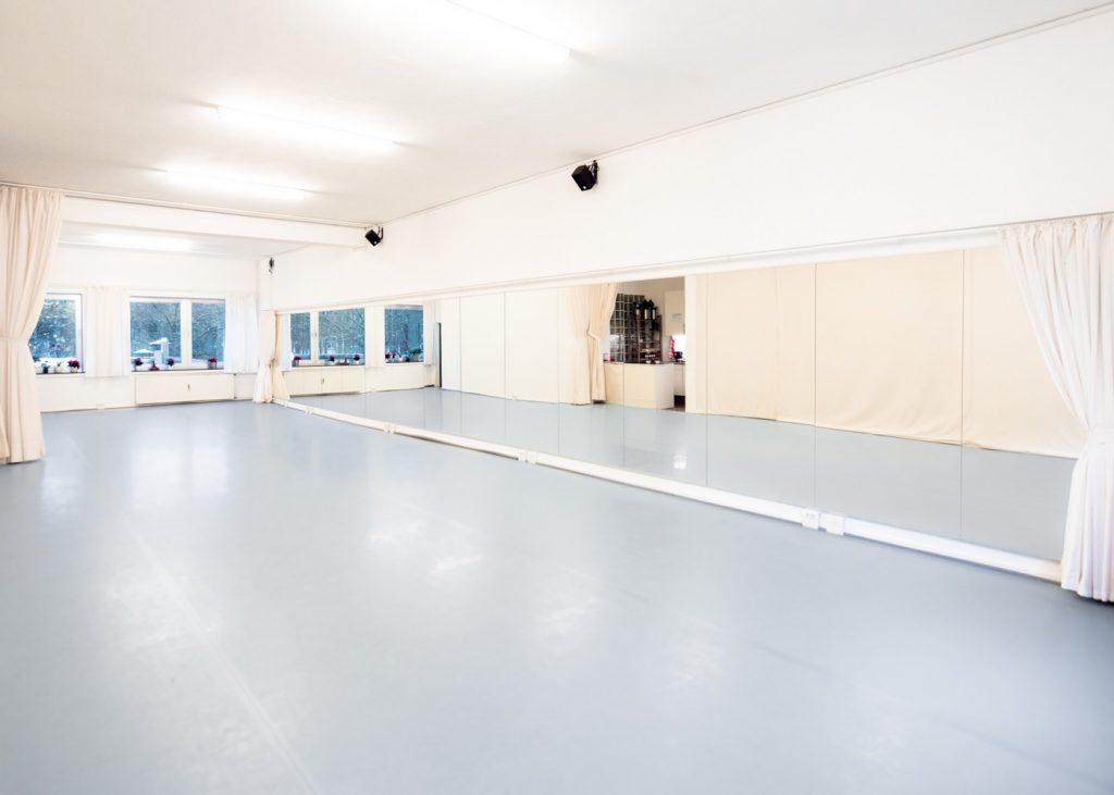 großer Tanzsaal