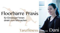 2020-04 Floorbarre Praxis mit Dani