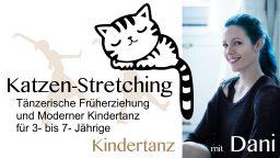 Katzen-Stretching mit Dani