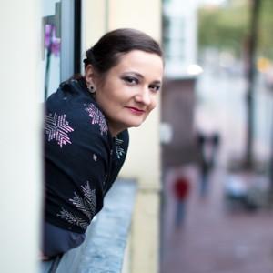 Portrait von Elena Sapega